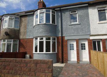 Thumbnail 3 bed flat to rent in Alexandra Road, Ashington