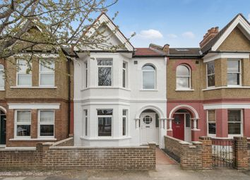 Thumbnail 3 bed terraced house for sale in Sandringham Avenue, Wimbledon Chase