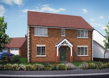 "Thumbnail 4 bed property for sale in ""The Caldwick"" at Wand Road, Wells"