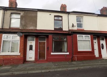 Thumbnail 2 bed terraced house to rent in Ripley Street, Warrington