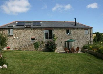 Thumbnail 4 bed detached house to rent in Feock, Truro