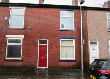 Thumbnail 2 bed terraced house to rent in Glebe Street, Leigh, Wigan, Lancs