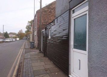 Thumbnail 1 bed flat to rent in North Road, Burslem, Stoke-On-Trent