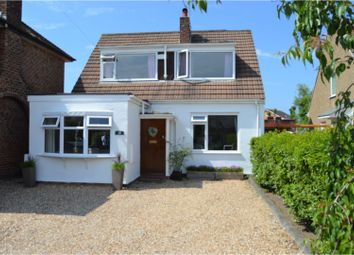 Thumbnail 3 bed detached house for sale in Newton Park Road, West Kirby