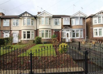 Thumbnail 3 bed terraced house for sale in Fletchamstead Highway, Tile Hill, Coventry