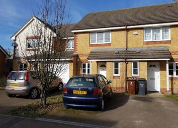 Thumbnail 2 bed terraced house for sale in Marine Drive, Barking, Essex