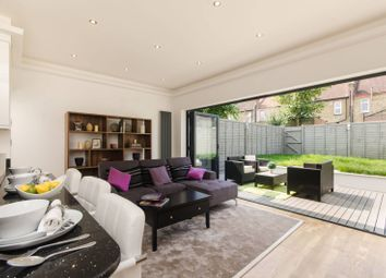 Thumbnail 3 bed flat for sale in Caithness Road, Mitcham