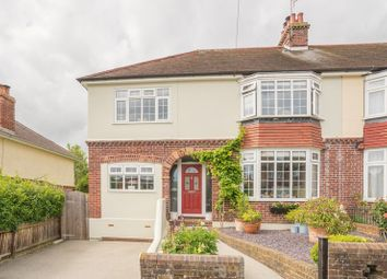 Thumbnail 3 bed semi-detached house for sale in Doric Avenue, Southborough, Tunbridge Wells