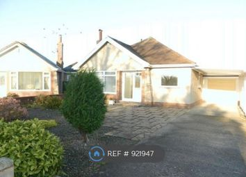 Thumbnail 2 bed bungalow to rent in Nant Close, Rhuddlan, Rhyl
