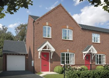 Thumbnail Semi-detached house for sale in Fulford Hall Road, Tidbury Green, Solihull