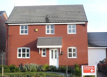 Thumbnail 4 bed detached house for sale in Maypole Crescent, Abram, Wigan