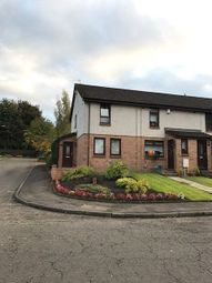 Thumbnail 2 bed end terrace house for sale in Springfield Park, Johnstone, Renfrewshire