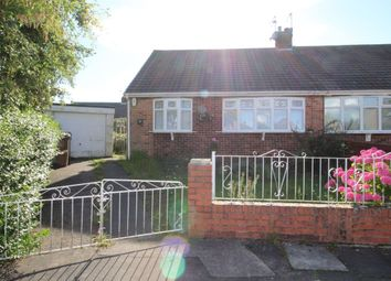Thumbnail 2 bed bungalow for sale in Beaumaris Gardens, East Herrington, Sunderland