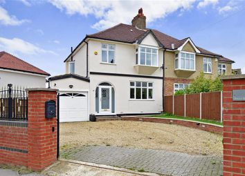 Thumbnail 3 bed semi-detached house for sale in Shirley Way, Shirley, Surrey