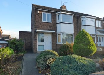 Thumbnail 3 bed semi-detached house for sale in Wakefield Road, Normanton