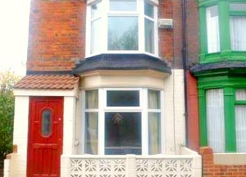 Thumbnail 2 bed end terrace house to rent in Stepney Lane, Hull, East Yorkshire