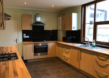 Thumbnail 1 bed end terrace house to rent in Marlborough Road, Banbury