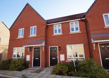 Thumbnail 2 bed terraced house for sale in Franklin Road, Saxmundham