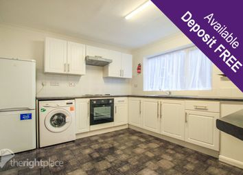 Thumbnail 2 bed maisonette to rent in Caithness Court, Bletchley, Milton Keynes