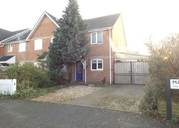 Thumbnail 3 bed end terrace house for sale in Sholing, Southampton, Hampshire