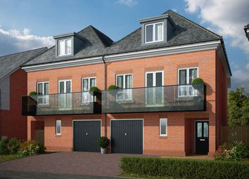 """Thumbnail 4 bedroom semi-detached house for sale in """"The Enniskerry"""" at Avery Hill Road, London"""