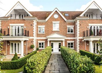 Thumbnail 2 bed flat for sale in Dorchester Mansions, Cross Road, Ascot