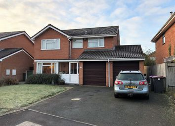 Thumbnail 4 bed detached house to rent in Earlswood Drive, Madeley, Telford, Shropshire