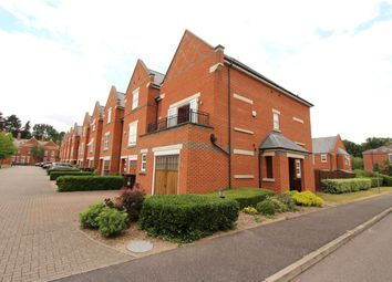 Thumbnail 3 bed end terrace house for sale in Beningfield Drive, London Colney, St. Albans, Hertfordshire