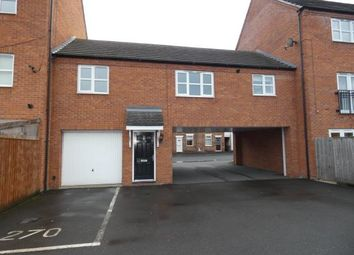 Thumbnail 2 bed flat for sale in Dallow Street, Burton-On-Trent, Staffordshire