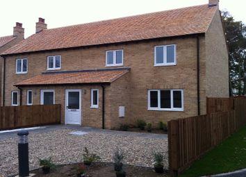 Thumbnail 3 bed semi-detached house to rent in Gazeley Road, Trumpington, Cambridge