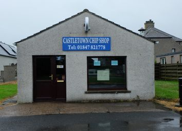 Retail premises for sale in Traill Street, Castletown, Thurso KW14