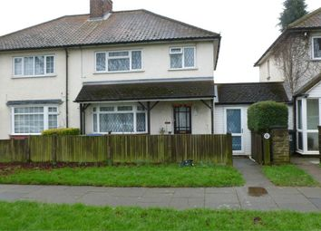 Thumbnail 3 bed semi-detached house to rent in The Harebreaks, Watford, Hertfordshire