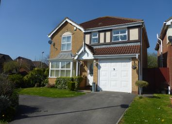 Thumbnail 4 bed detached house to rent in Longfellow Close, Blunsdon, Swindon