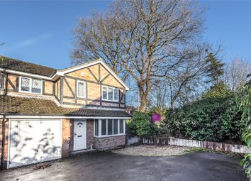 Thumbnail 4 bed detached house to rent in Sandstone Close, Winnersh, Wokingham, Berkshire