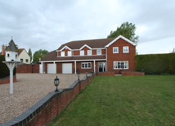 Thumbnail 6 bed detached house to rent in Poors End, Grainthorpe, Louth