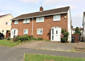 Thumbnail 3 bed semi-detached house for sale in Thistle Grove, Welwyn Garden City