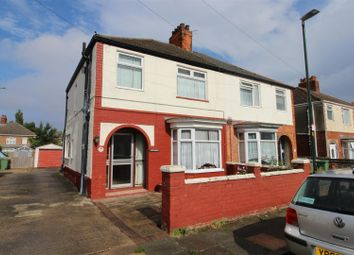 Thumbnail 3 bed semi-detached house for sale in Woodsley Avenue, Cleethorpes