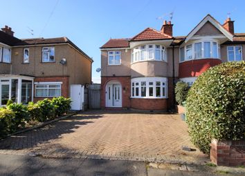 Thumbnail 4 bed end terrace house to rent in Torbay Road, Harrow