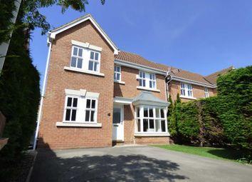 Thumbnail 4 bed detached house for sale in Longridge Way, Weston-Super-Mare