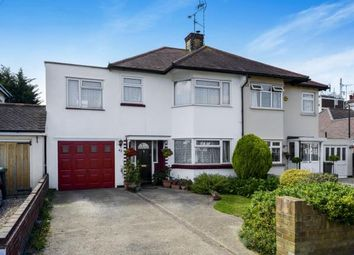 Thumbnail 3 bed semi-detached house for sale in Southend-On-Sea, Essex, United Kingdom