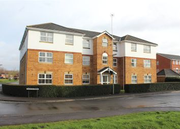 Thumbnail 2 bed flat for sale in Vickers House, Ash Vale, Surrey