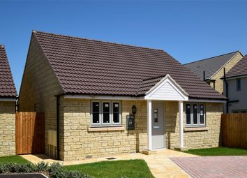 Thumbnail 2 bedroom detached bungalow for sale in Plot 37, Blunsdon Meadow, Swindon
