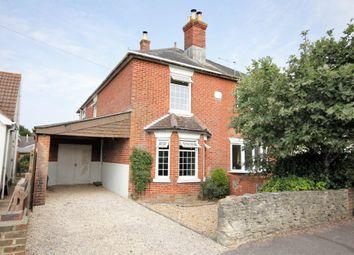 3 bed semi-detached house for sale in Laurel Road, Locks Heath, Southampton SO31