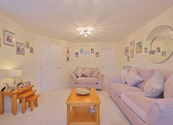 Thumbnail 4 bed detached house for sale in Livia Avenue, North Hykeham, Lincoln