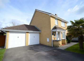 Thumbnail 4 bedroom detached house for sale in Doe Copse Way, New Milton
