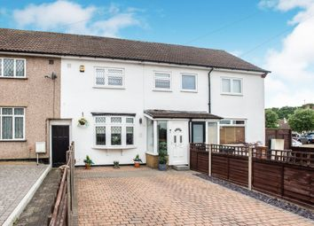 Thumbnail 3 bed terraced house for sale in Ashridge Drive, Watford
