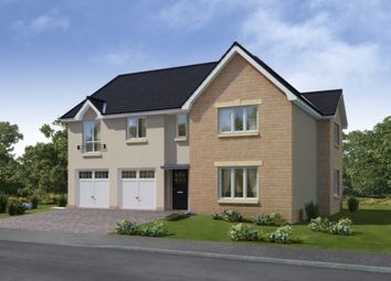 Thumbnail 5 bed detached house for sale in One Dalhousie, Bonnyrigg