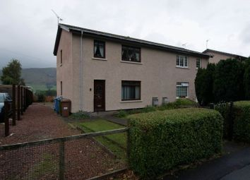 Thumbnail 3 bed semi-detached house for sale in Muircot Place, Coalsnaughton, Tillicoultry