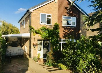 Thumbnail 4 bed detached house for sale in Freeby Close, Melton Mowbray