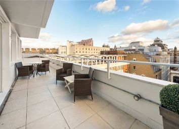 Thumbnail 3 bedroom flat to rent in Ebury Street, Belgravia, London
